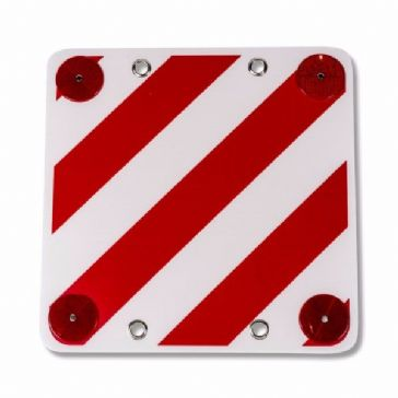 Kampa Warning Plastic Lightweight Sign for Camping motorhome Travel